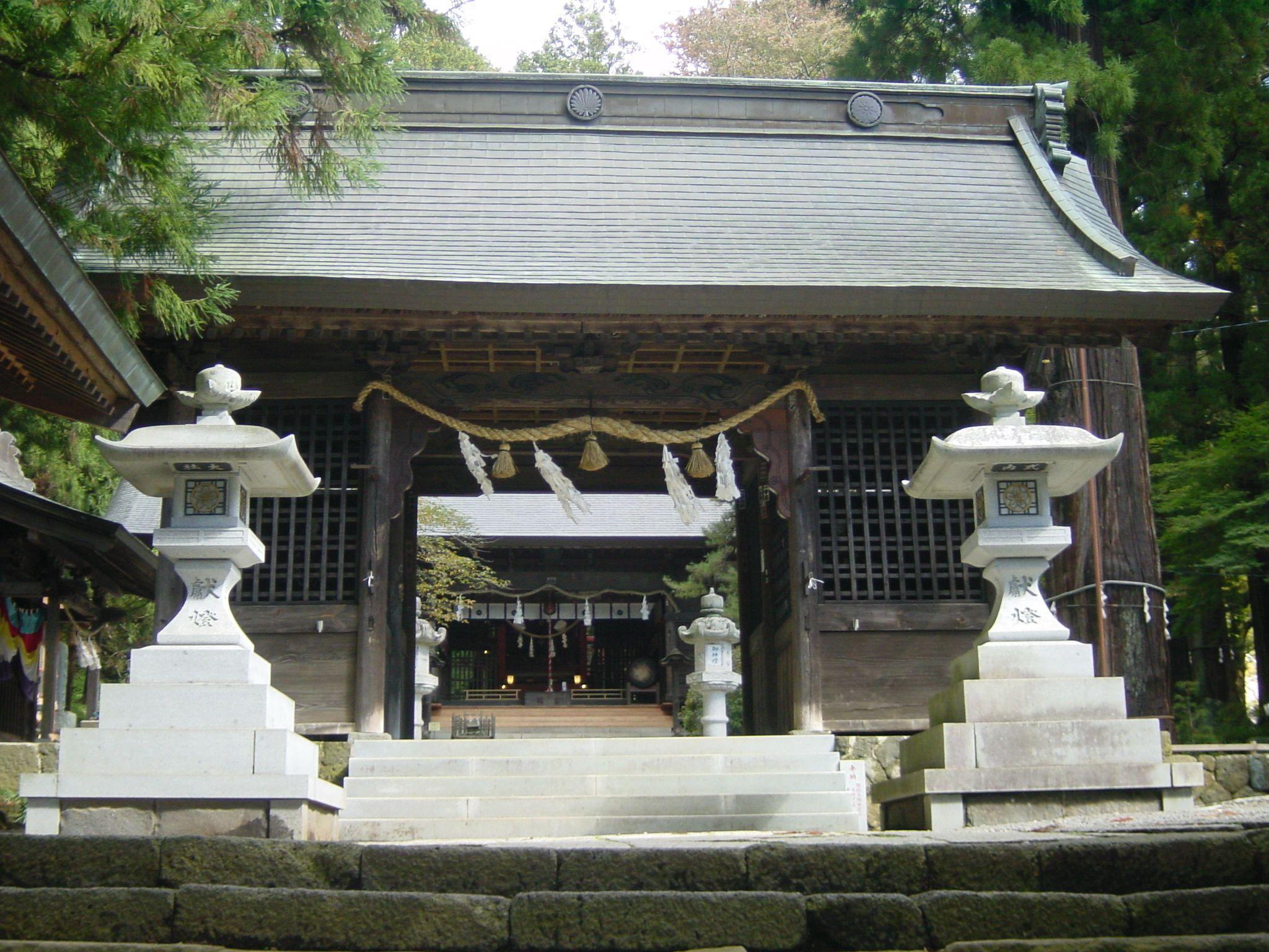 FUJI-Mt-kawaguchi-asama-shrine