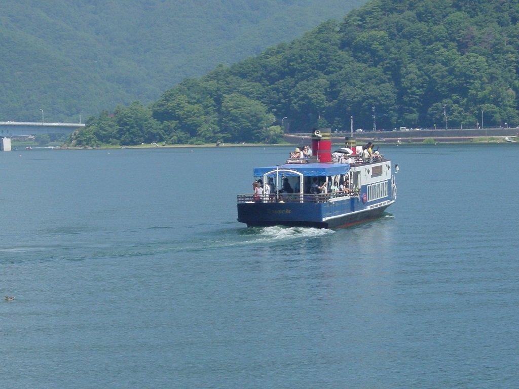 FUJI-Mt.kawaguti-yuran-boat-v-1-2015.7-