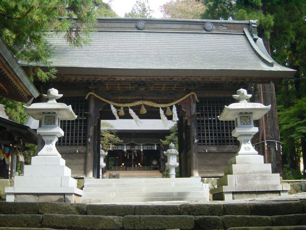 FUJI-Mt kawaguchi asama shrine