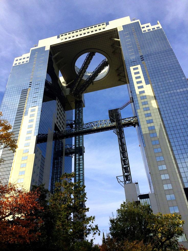Osaka Sky Building v-1 27-1-8