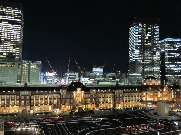 a-Tokyo station